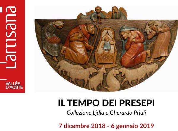 Il Tempo dei Presepi. Collezione Ljdia e Gherardo Priuli (MAV, 6 dicembre 2018 - 6 gennaio 2019)