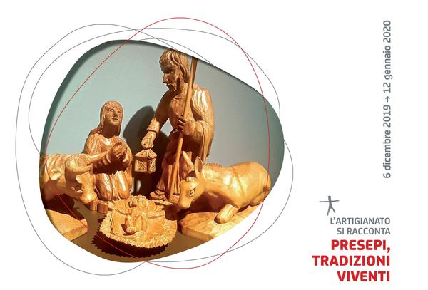 Presepi, tradizioni viventi. L'Artigianato si racconta (MAV, 6 dicembre 2019 - 12 gennaio 2020)