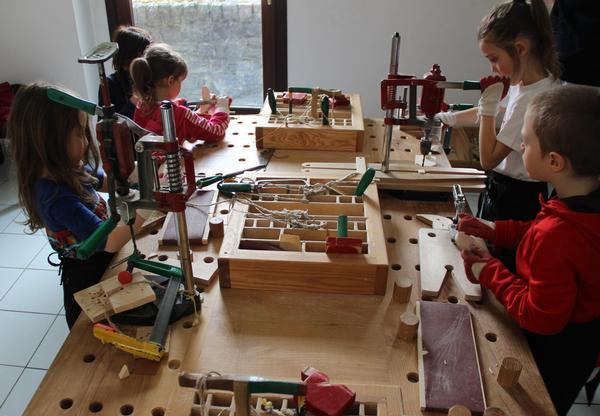 Laboratori estivi nei musei de L'Artisanà
