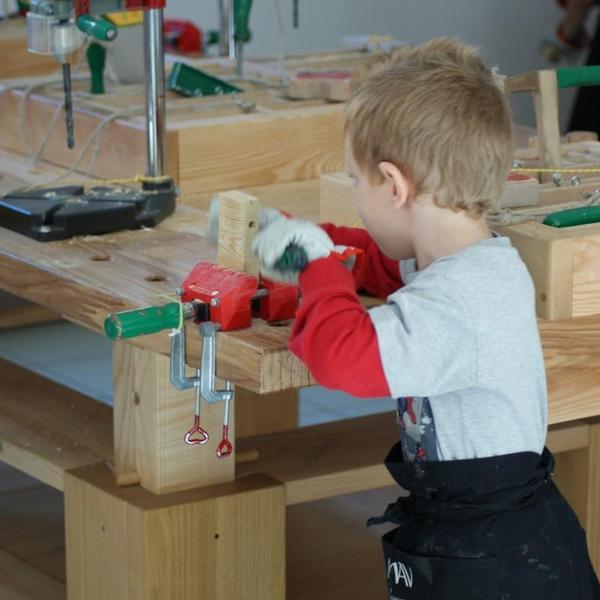 Costruisco il presepe di legno: i Re Magi