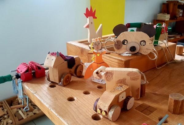 Giochi in legno...di ieri e di oggi