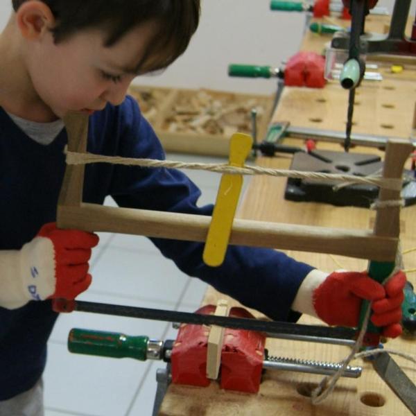 Laboratori didattici per bambini alla Foire de Donnas