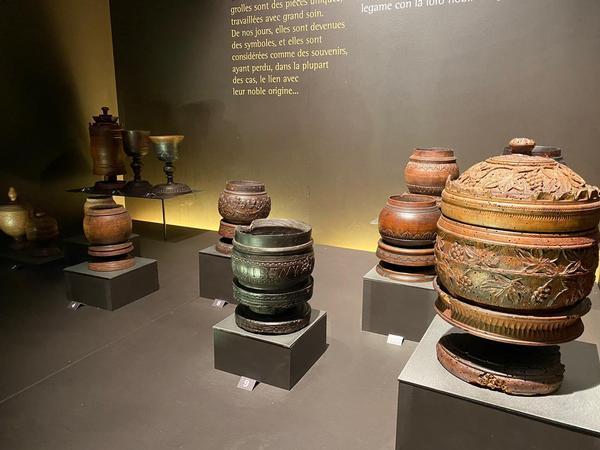 Piccoli musei narranti: la grolla