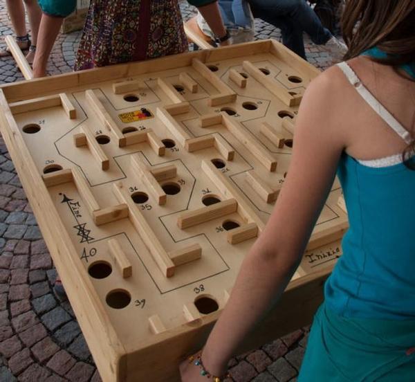 Giochi Giganti di LegnIngegno