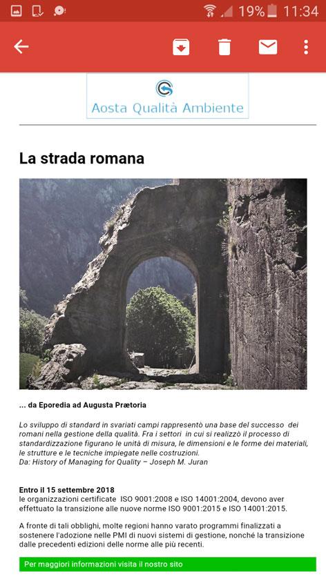 Aosta Qualità Ambiente