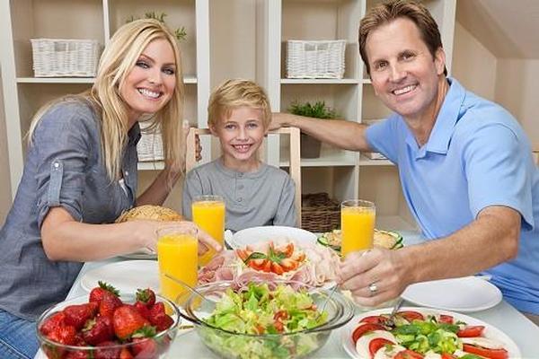Principi della sana alimentazione