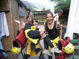 Giornata Avventura - Rafting e Orienteering
