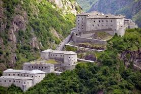 Museo delle Alpi  presso il Forte di Bard