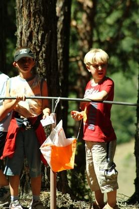 Giornata Orienteering nel Parco (speciale scuole)