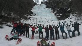 Neve e Natura nel Parco del Gran Paradiso