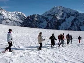 Week end sotto il Monte Bianco