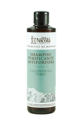 Shampoo purificante antiforfora - 250 ml
