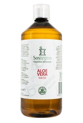 Sostegno - Aloe puro succo - 1000ml
