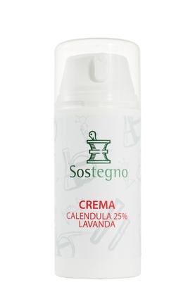Sostegno - Crema calendula e lavanda - 100ml