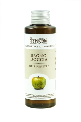 Bagno Doccia Mele Renette - 100 ml