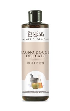 Bagno doccia delicato - Mele renette - 400 ml