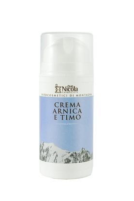 Crema Arnica e Timo - 100 ml